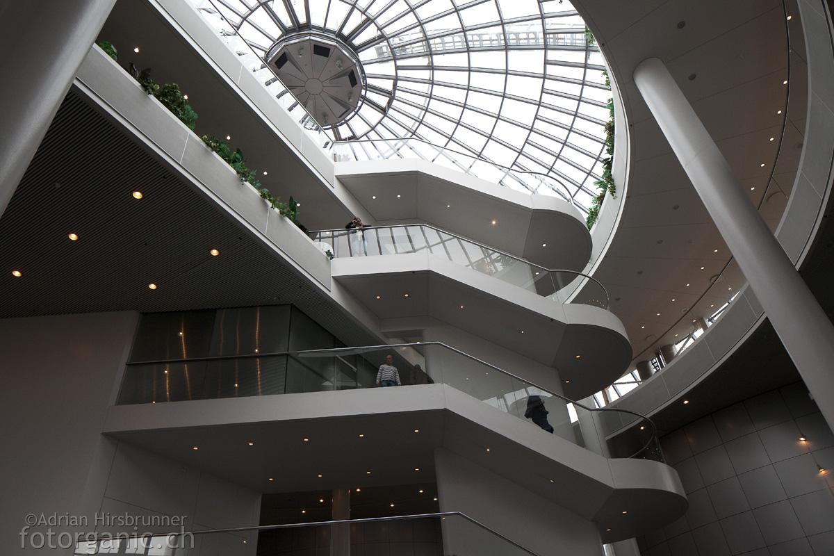 Modern und futuristisch: Perlan, Reykjaviks Kraftwerk