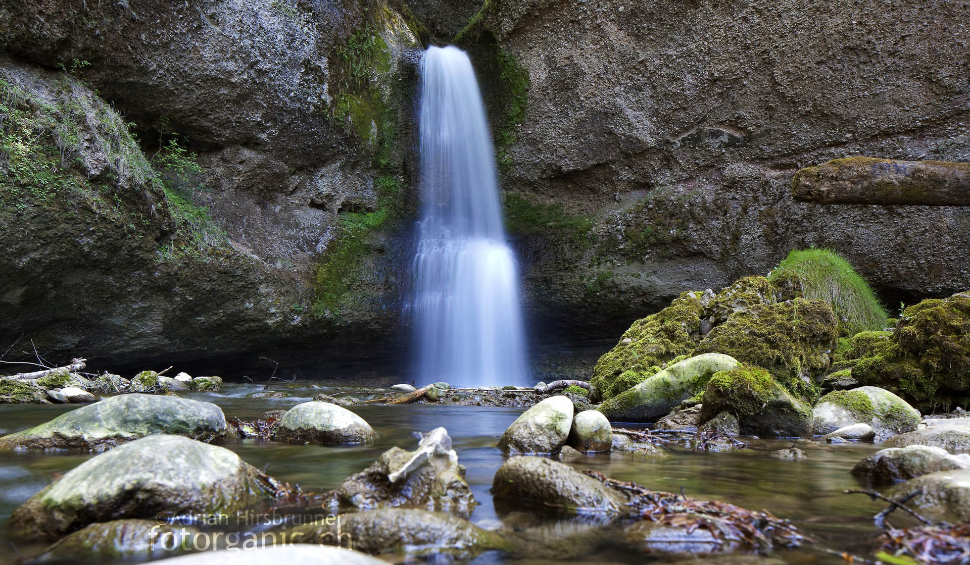 Wasserfall Rotache Fahrni