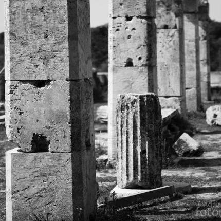 Epidauros ist eine der eindrücklichsten Ausgrabungsstätten Griechenlands