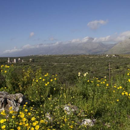 Griechische Halbinsel Mani