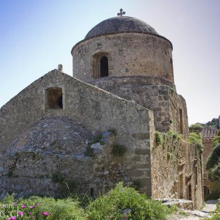 Überall Kirchen: Monemvasia