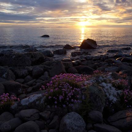 Sonnenuntergang, Schottland