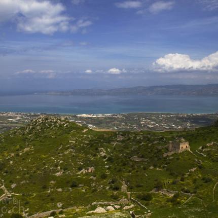 Historisches Fundgebiet bei Korinth