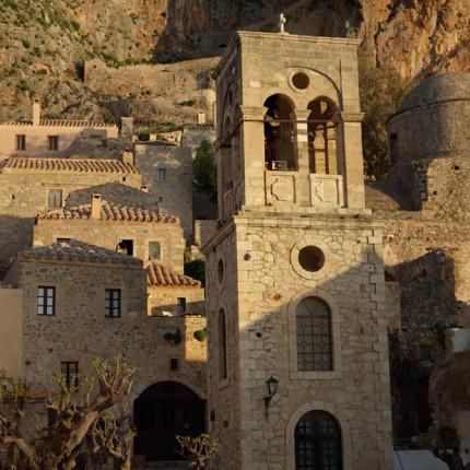 Einer der schönsten Orte auf Peloponnes: Monemvasia