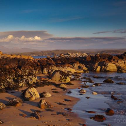 Der Strand von Gairloch gehört zu den schönsten Stränden Nordwestschottlands.