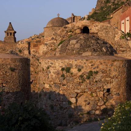 Klerikale Bauten Monemvasia