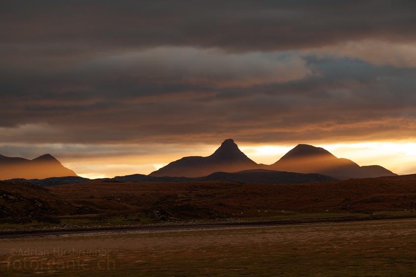 Die einmalige Lichtstimmung lässt mich als Naturfotograf am frühen Morgen wie ein Irrer herumrennen…