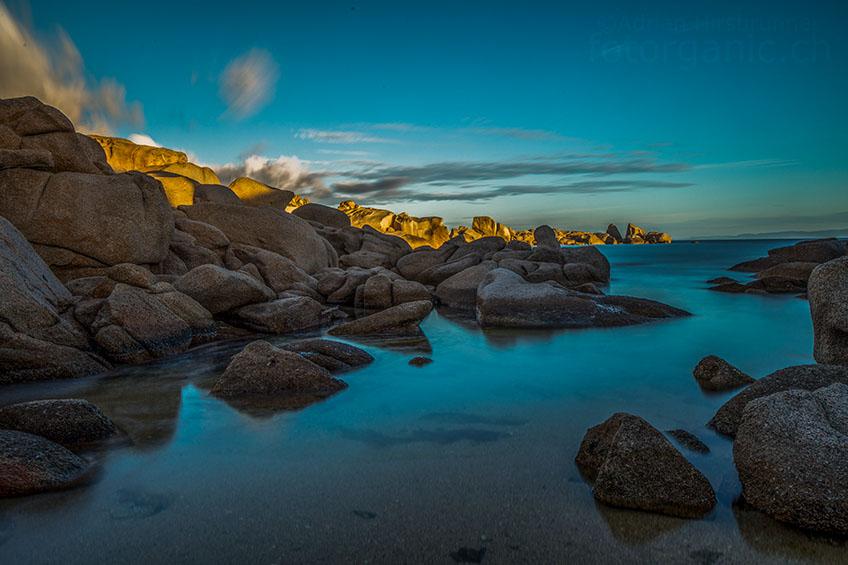Am Capo Testa findet man die eindrücklichsten Landschaften Sardiniens.