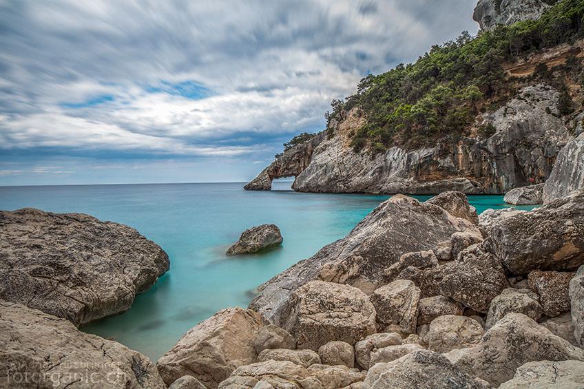 Sardinien hat Landschaftlich sehr vieles zu bieten. So auch die Cala Goloritzé an der Ostküste Sardiniens.