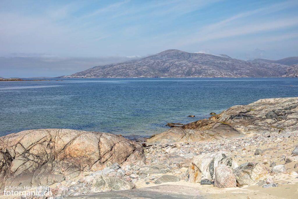Am Loch Crabhadail befindet sich einer der malerischsten Küstenabschnitte von Lewis and Harris.